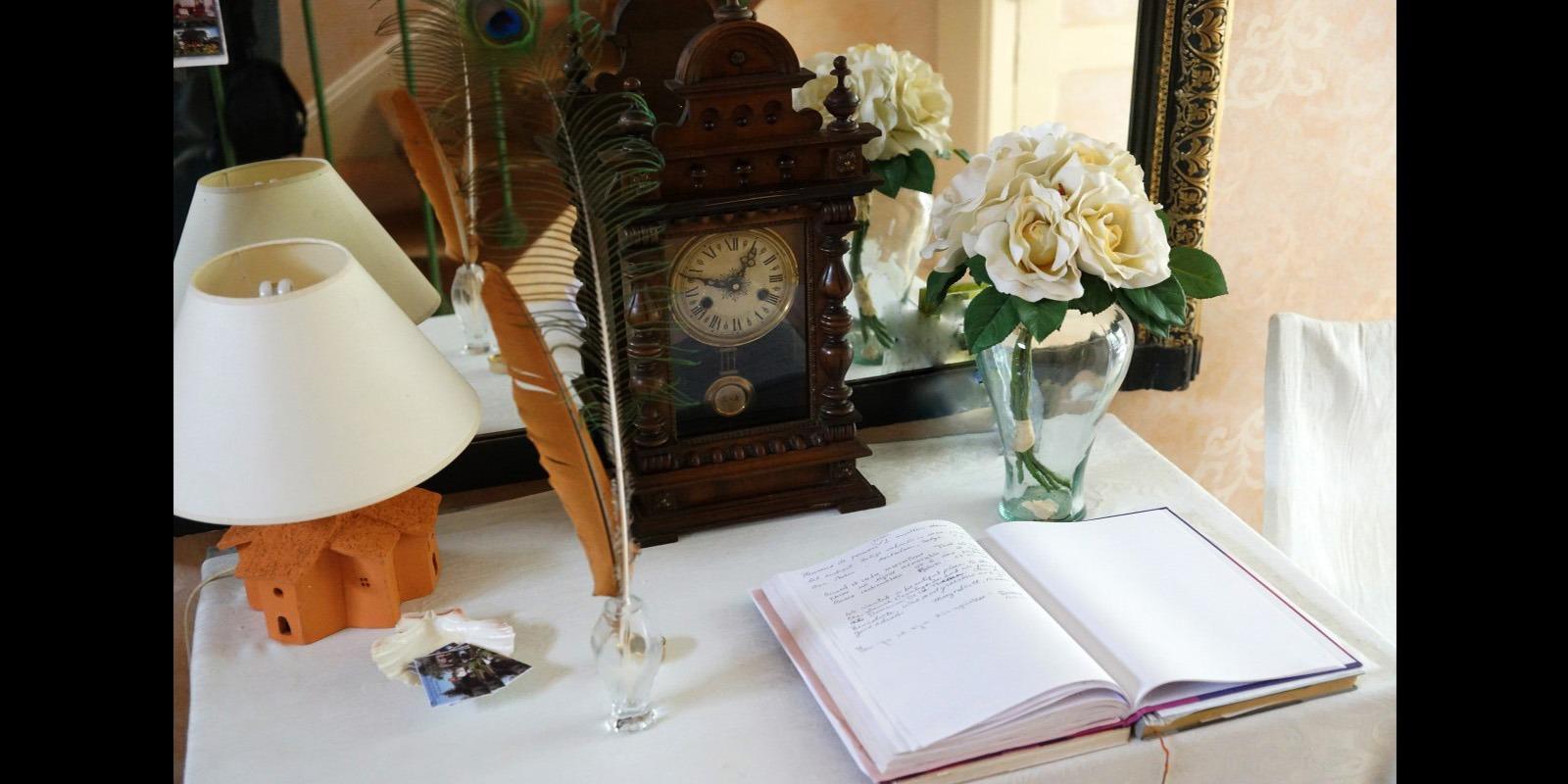 Chambres d 39 h tes de charme g tes loiret briare gien sancerre s jour romantique en amoureux - Chambre d hote pour amoureux ...