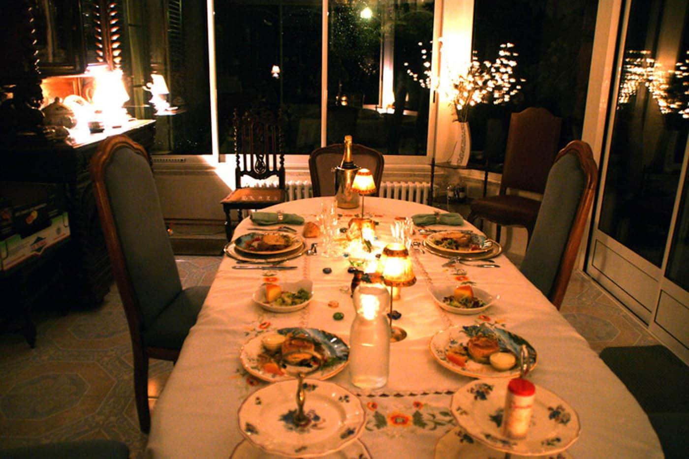 soiree romantique maison ventana blog. Black Bedroom Furniture Sets. Home Design Ideas