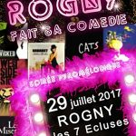 spectacle rogny